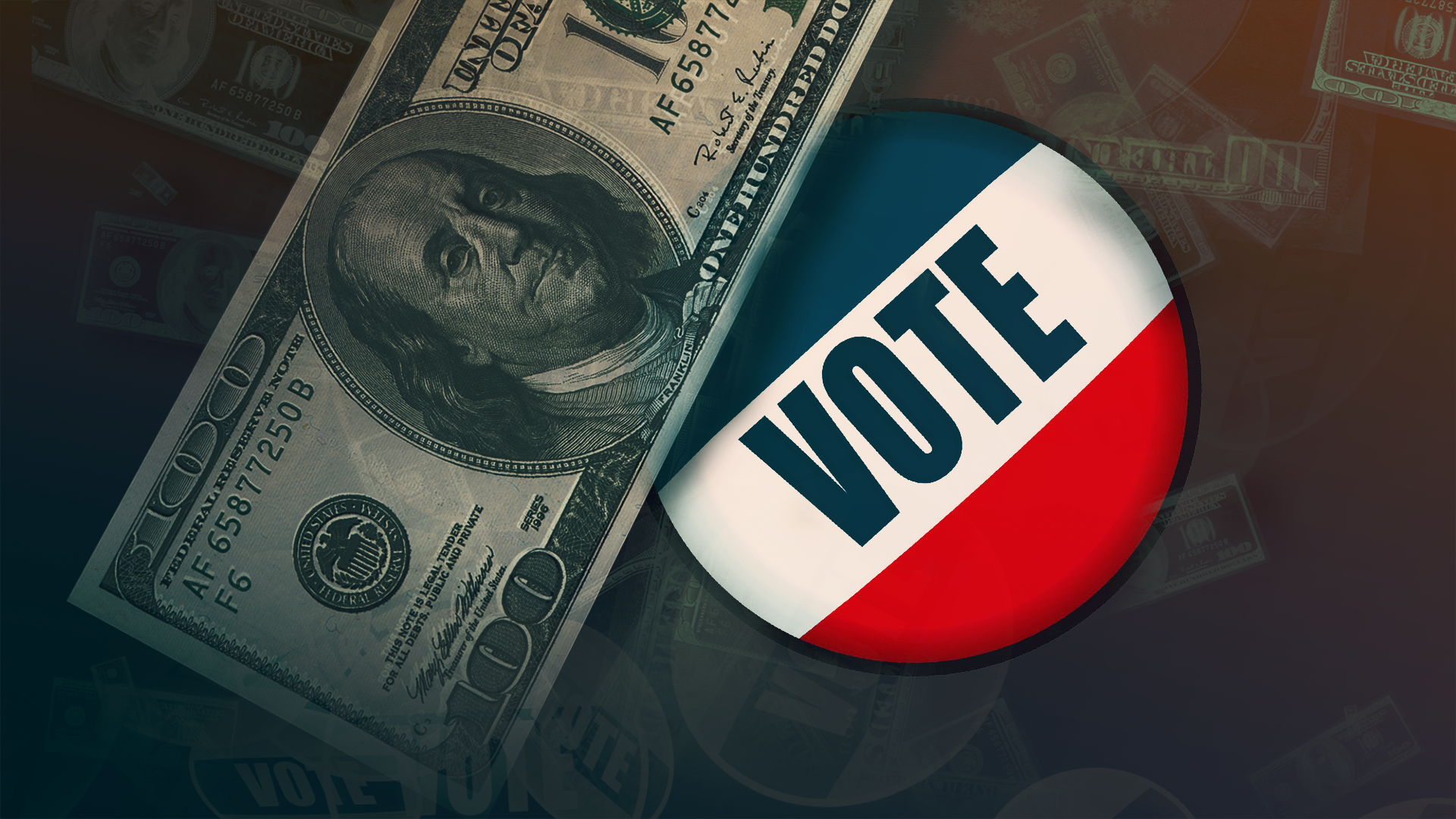 Political Science Research Paper OUTLINE Help on Campaign Contributions?