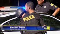 Suspect in Central Fresno standoff is in custody