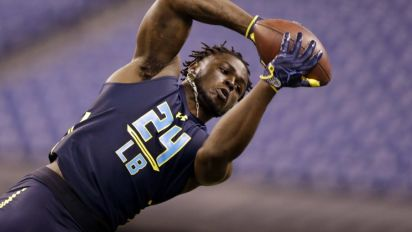 Report: Peppers tested positive at NFL combine