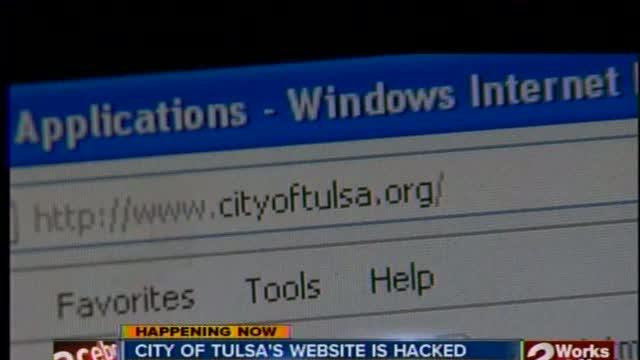 City of Tulsa warns residents after cyber attack