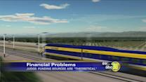 Judge: High-speed rail funding sources are 'Theoretical'