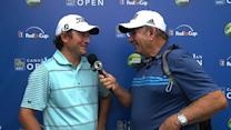Clark on victory at RBC Canadian Open