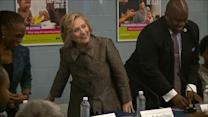 Hillary Clinton Hints at 2016 Run: 'All in Good Time' Going Back to Brooklyn