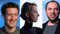 The 10 Wealthiest People Under 40