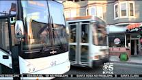 SF Muni Launches Pilot Program For Google, Tech Commuter Shuttles