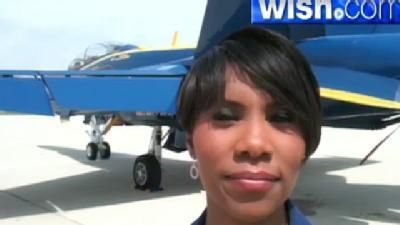 Tonight On 12 News At 6: How One Blue Angels Pilot Chose His Call Sign
