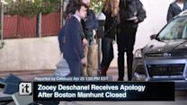 Dzhokhar Tsarnaev News - Zooey Deschanel, Boston, Tamerlan