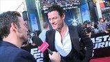 Video: Luke Evans on Joining the Fast & Furious Family