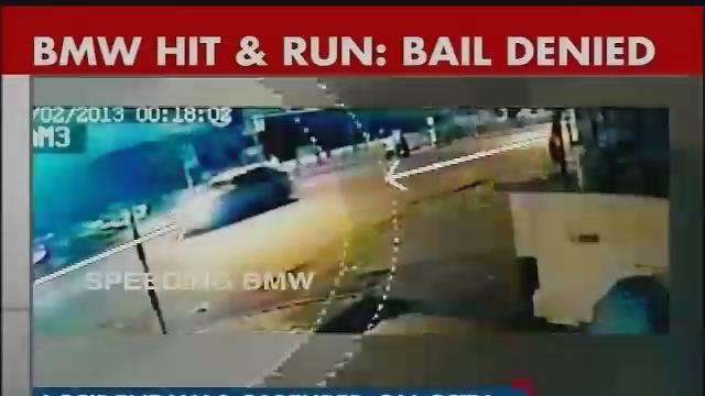 Ahmedabad hit-and-run case: Bail denied to BMW driver