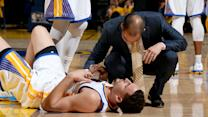 RADIO: Klay Thompson's injury officially ruled as a concussion