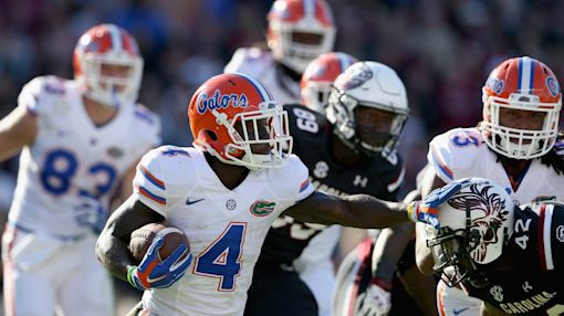 Florida player ejected for 'punching' Tennessee player after great acting job