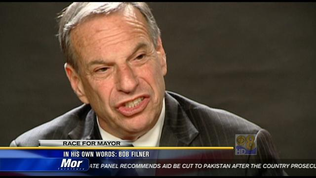 In his own words: Bob Filner