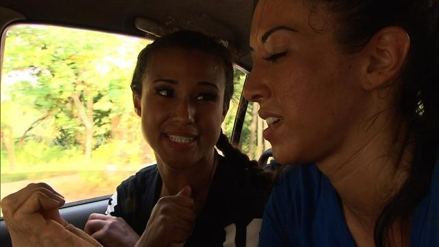 The Amazing Race - Kaylani & Lisa Are Dirty