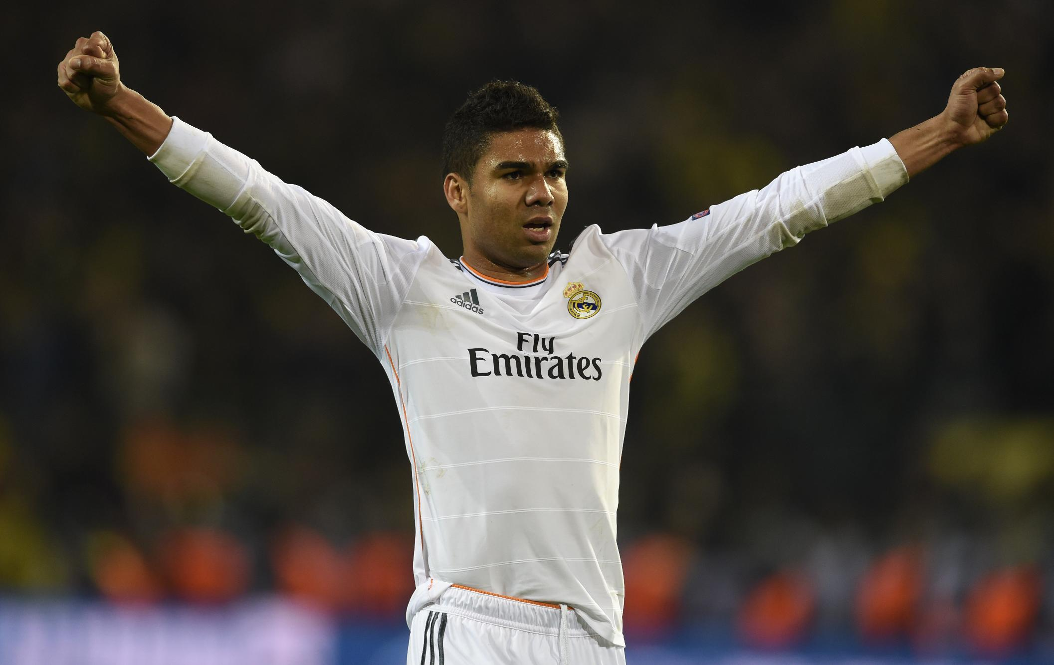 Image result for casemiro real madrid