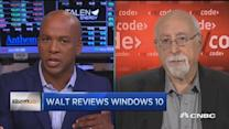 Windows 10 solid, wait for upgrade: Re/code's Mossberg