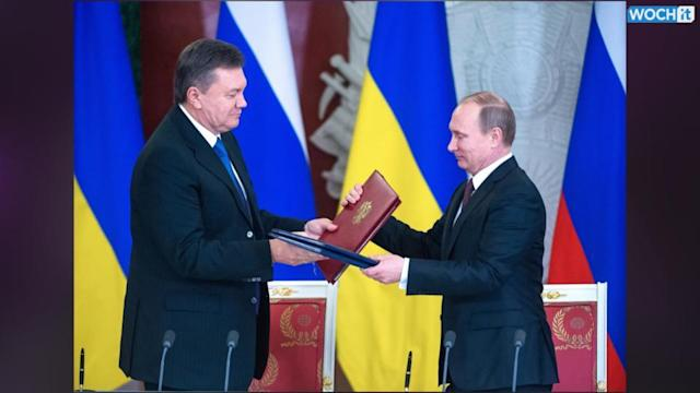Ukraine Receives First Tranche Of Russian Bailout