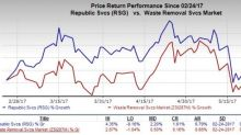 Republic Services Down to Hold on Competition, Margin Woes