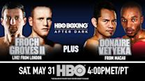 Hey Harold!: Froch vs Groves II Preview