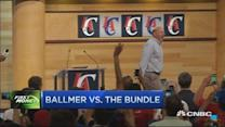 Ballmer vs. the bundle