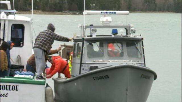 Fishermen's bodies found