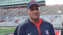 Rich Rodriguez - Sept. 17