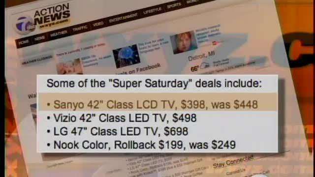 Wal-Mart announces Black Friday deal