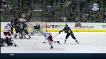 Yandle's slap shot overpowers Quick's glove