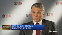 Environment remains challenging: UBS CEO