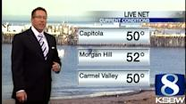 Get Your Monday KSBW Weather Forecast 6.17.13