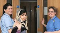 Pakistani Girl Activist Released by UK Hospital