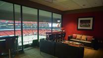 Helping fans enjoy the suite