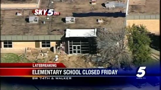 Parmelee Elementary to be closed on Friday