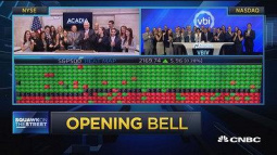 Opening Bell, July 20th, 2016