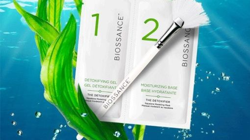 Biossance™ Launches The Detoxifier ─ A Breakthrough, Innovative Modeling Mask