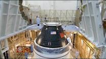 New Spacecraft Designed To Take Americans Back Into Deep Space