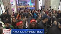 Macy's Black Friday push: CEO