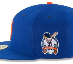 Mets will wear Mike Piazza-themed hats in weekend tribute