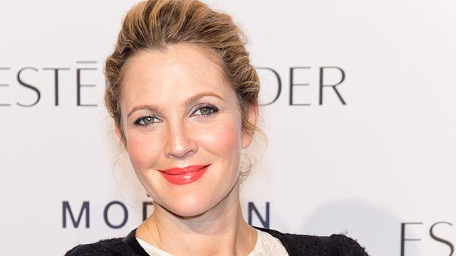 Drew Barrymore Says Fashion Week Will Make You