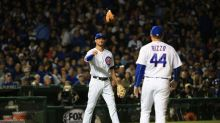 Anthony Rizzo creeping toward second base eligibility in fantasy baseball, one bunt at a time