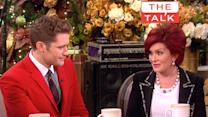 The Talk - Matthew Morrison on His Engagement