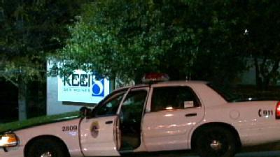 Officer Mistakenly Fires Shot At KCCI Employee
