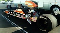 $100,000 dragster stolen in California