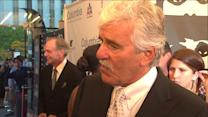 RAW Archive: Dennis Farina at 2011 Chicago International Film Festival