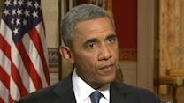 Obama: 'No Interest' in 'Open-Ended Conflict in Syria'