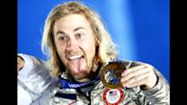 Snowboarder emerges from Shaun White's shadow to win Olympic Gold
