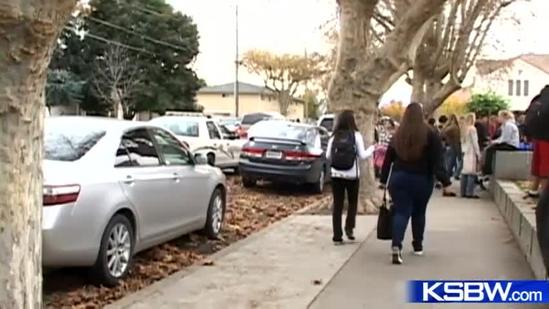 Hollister high school has two bomb threats in two days