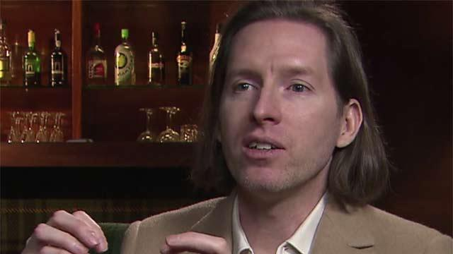Wes Anderson :