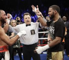 Majority draw in James DeGale-Badou Jack fight irritates promoter Floyd Mayweather