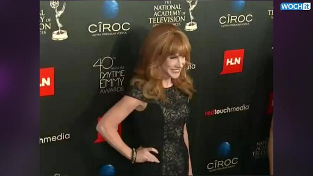 Comic Kathy Griffin To Host Daytime Emmys Online