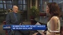Julian Robertson: Pres. Obama brilliant, but 'pathetic ma...